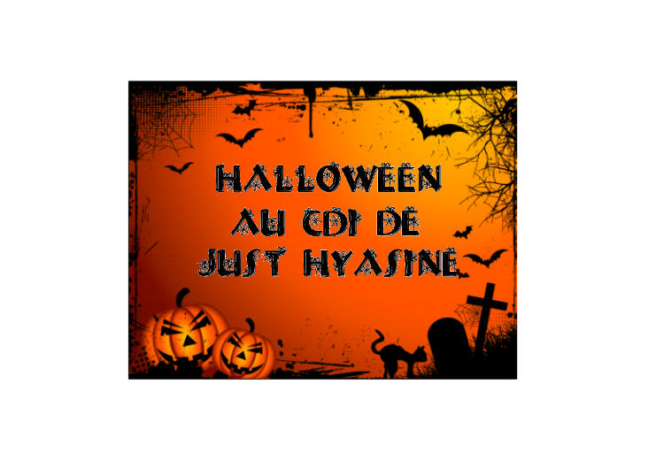 Halloween à Just Hyasine