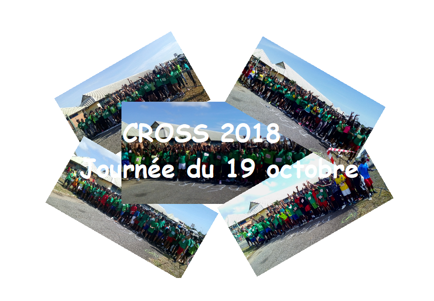 CROSS 2018 : journée du 19 octobre
