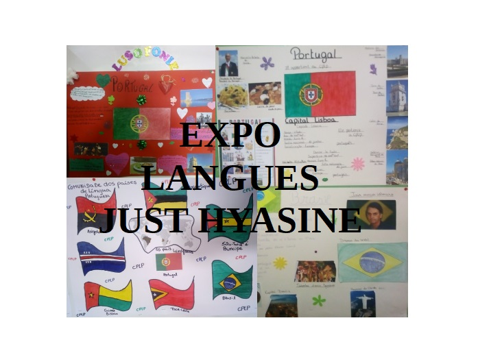 Expo Langues