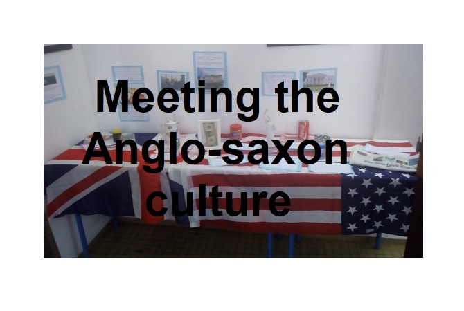 Expo Meeting the Anglo-saxon culture