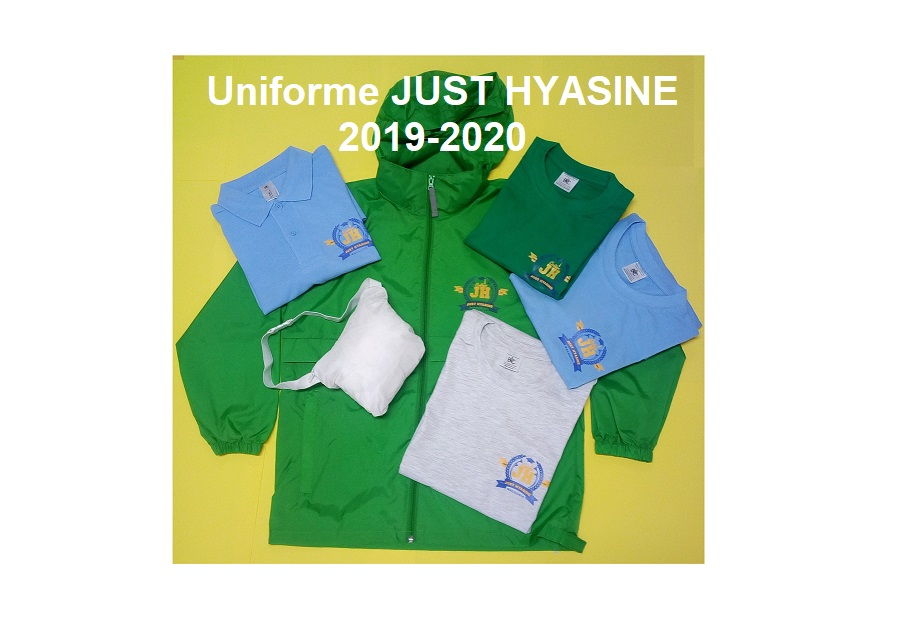 Uniforme JUST HYASINE